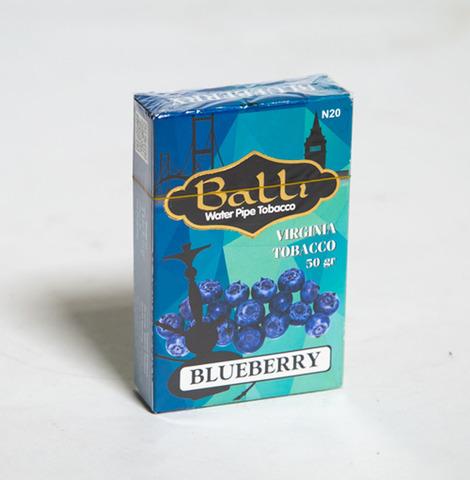 Табак Balli Blueberry 50 г