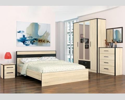 Спальня модульная ЛИРИКА-2
