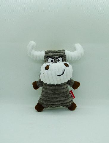 NEMS Игрушка бык с пищалкой 22см