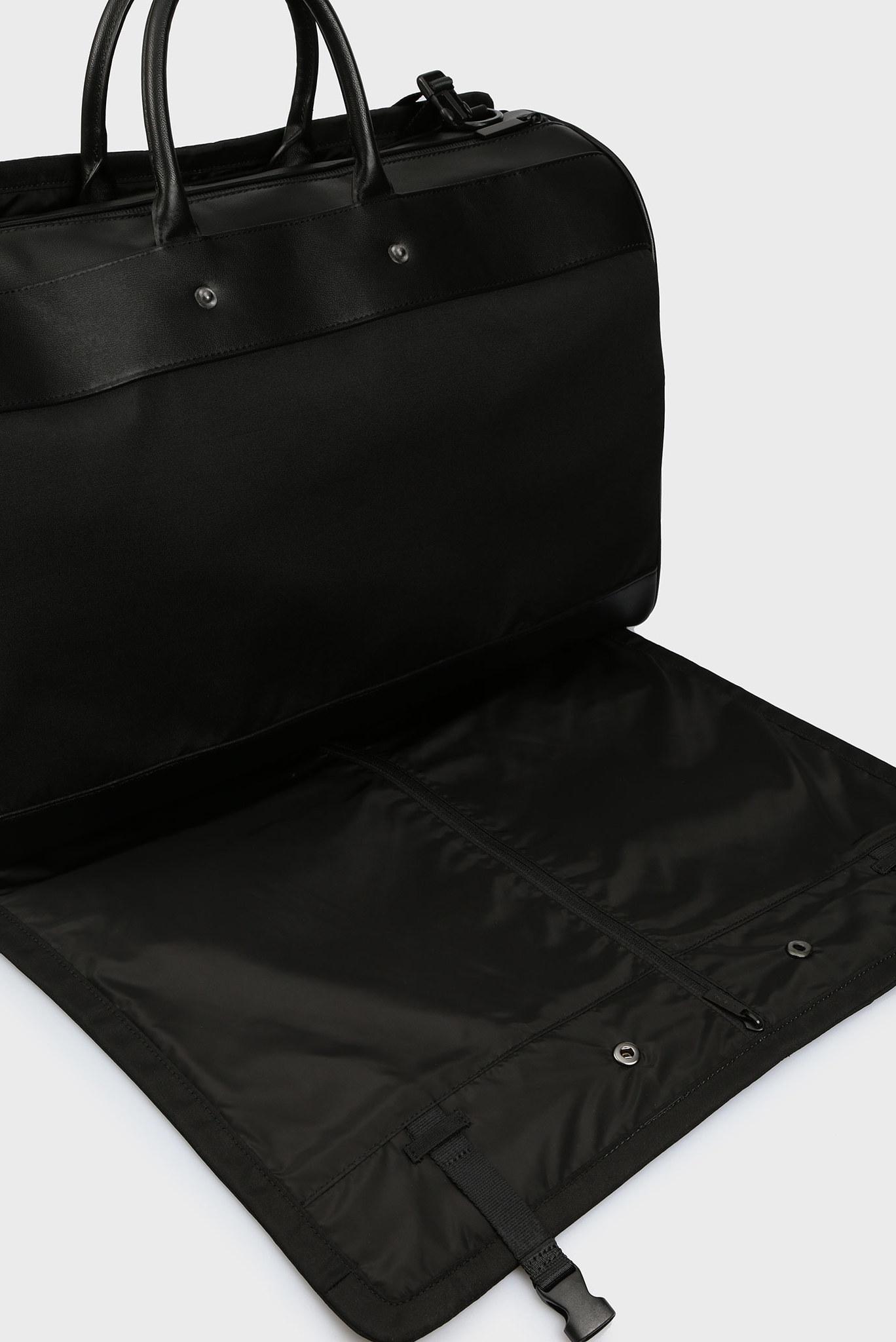 Мужская черная дорожная сумка Calvin Klein