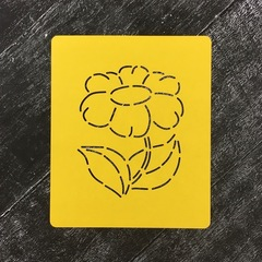 Цветок №19