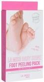 Отшелушивающие носки пилинг для ног La Miso Baby Shine