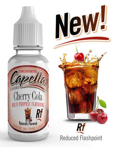 Ароматизатор Capella  Cherry Cola Type