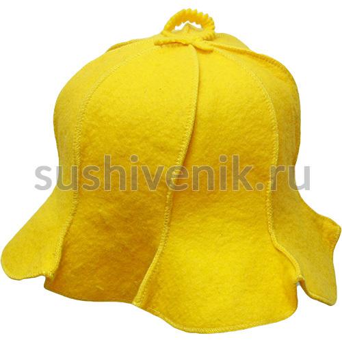 Фетровая шапка
