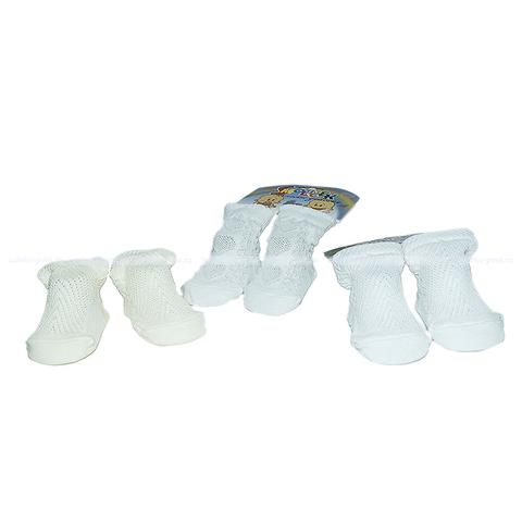 Носки  ажур хлопок (0-6) 12.5.Ж43
