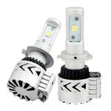 Светодиодные лампы H4 головного света Аврора  серия G8  ALO-G8-H4-6000LM ALO-G8-H4-6000LM фото-1