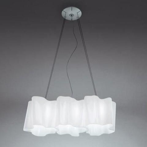 Подвесной светильник Artemide Logico 3 in linea