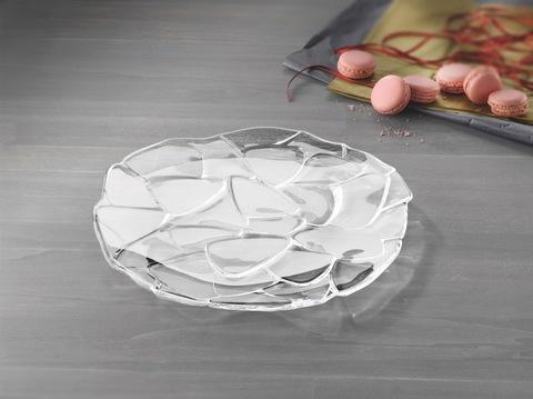 Блюдо круглое артикул 93622. Серия Petals