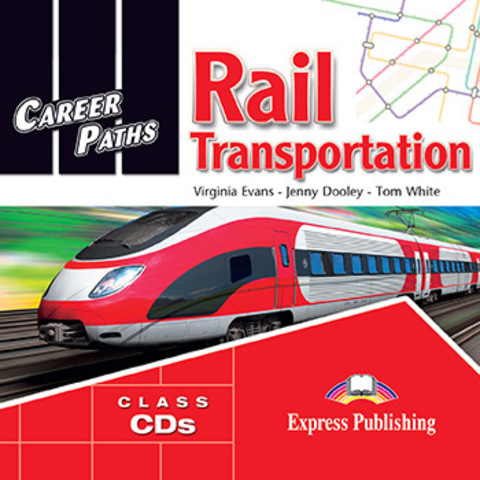 Career Paths - Rail Transportation Audio CDs