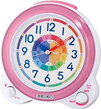 Настольные часы-будильник Seiko QHK041PN