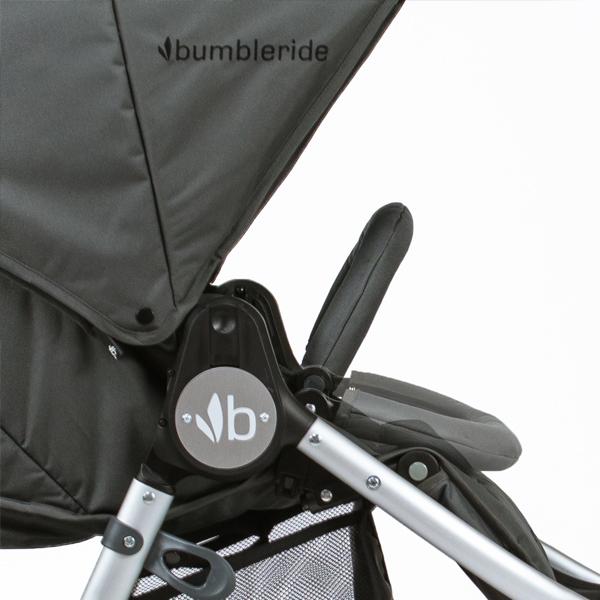 Bumbleride Прогулочная коляска Indie Dawn Grey Mint 2018