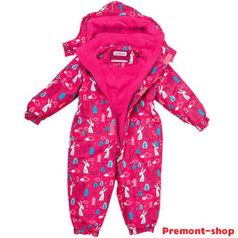 Комбинезон Premont S18103 Маленький Нуттала для девочек