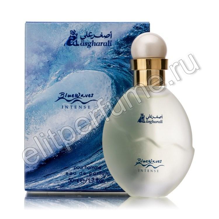 Blue Waves Intense Синие Волны Интенсивные 50 мл мужской спрей от Ашгарали Asgharali