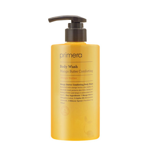 Гель для тела primera Mango Butter Comforting Body Wash 380ml