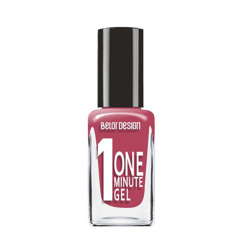 BelorDesign One Minute Gel Лак для ногтей тон 219 10мл