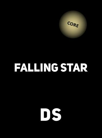 Аксессуар DS CORE FALLING STAR 30