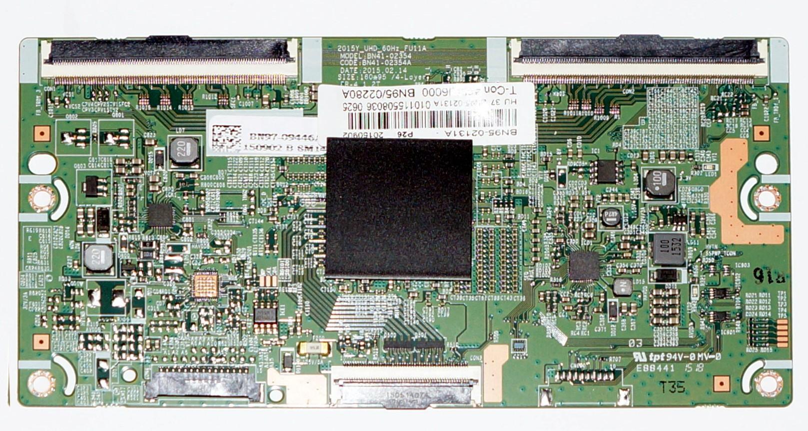 BN41-02354A BN95-02131A BN95-02280A BN97-09446A t-con