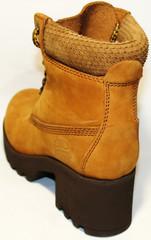 Ботинки женские на меху