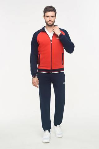 Спортивный костюм Россия 12M-RR-1270 красный