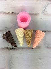 Молд Мороженое рожок