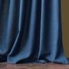 Комплект штор с подхватами Джулия синий