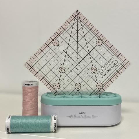Органайзер для швейных инструментов (мятный)