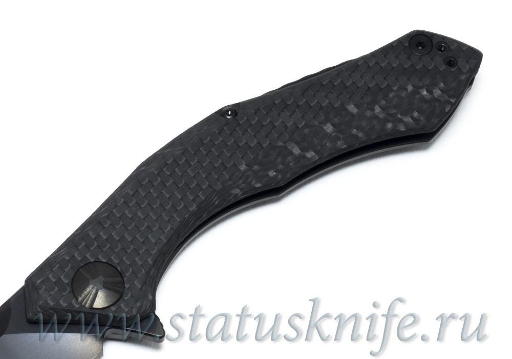 Нож Zero Tolerance 0462BLK ZT 0462BLK Sinkevich design - фотография