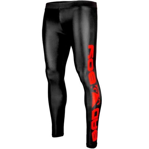 Компрессионные штаны Bad Boy Origin Spats - Black/Red