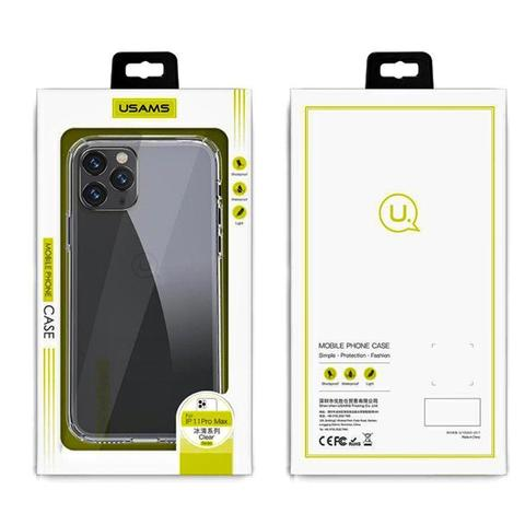 Чехол iPhone 11 Pro Usams Clear Series /transparent/