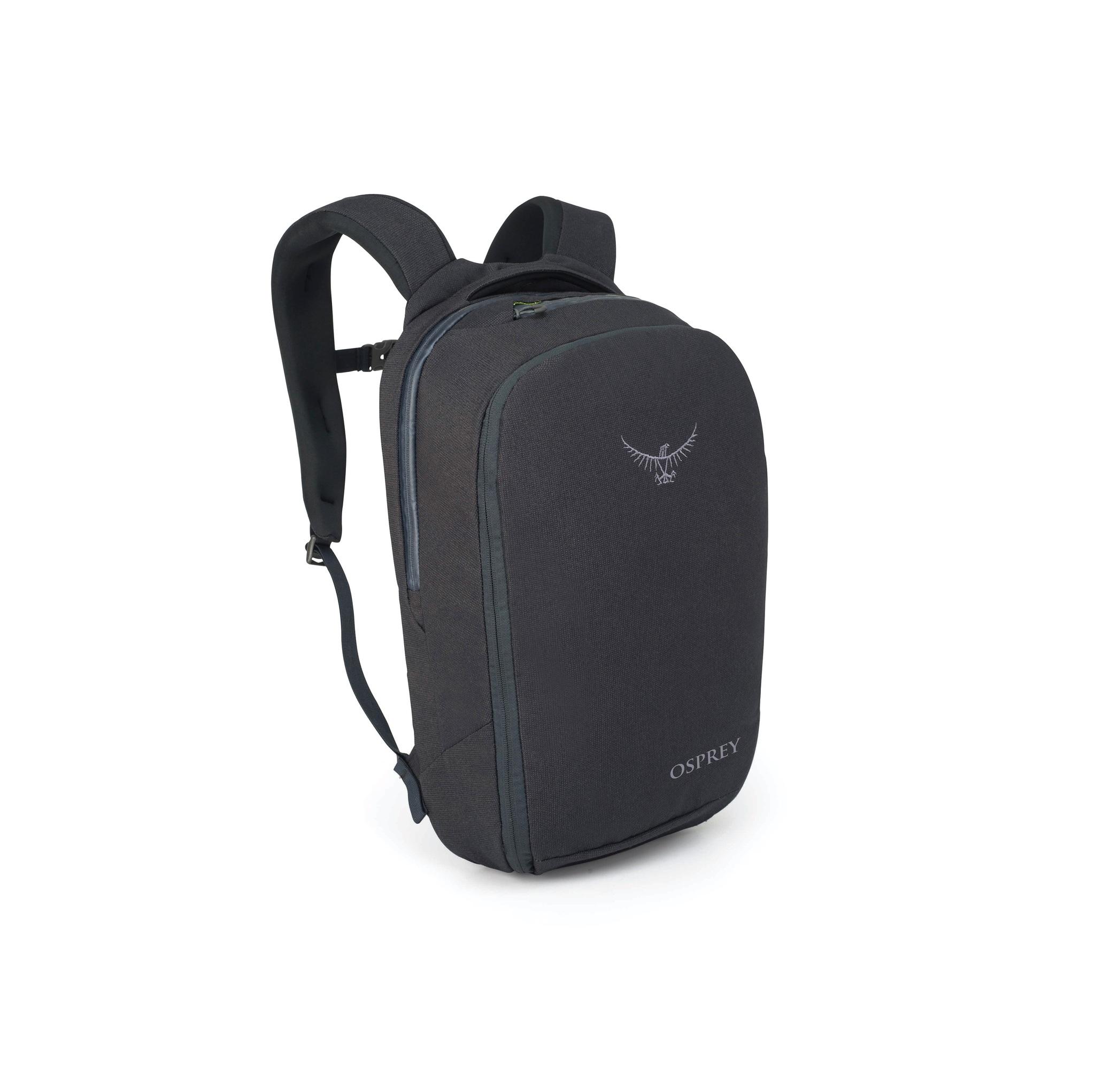 Городские рюкзаки Рюкзак городской Osprey Cyber Port Black Pepper backpack-osprey-cyber-port-black-pepper-o-sLarge.jpg