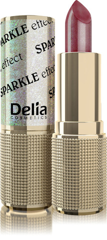 DELIA Губная помада Be Glamour Cream Glow Sparkle тон: 605 10 шт. + 1 тестер (*60)
