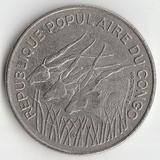 1972 SR1934 Конго 100 франков