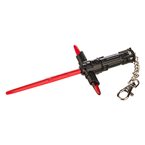 Star Wars The Force Awakens - Kylo Ren Lightsaber Keychain