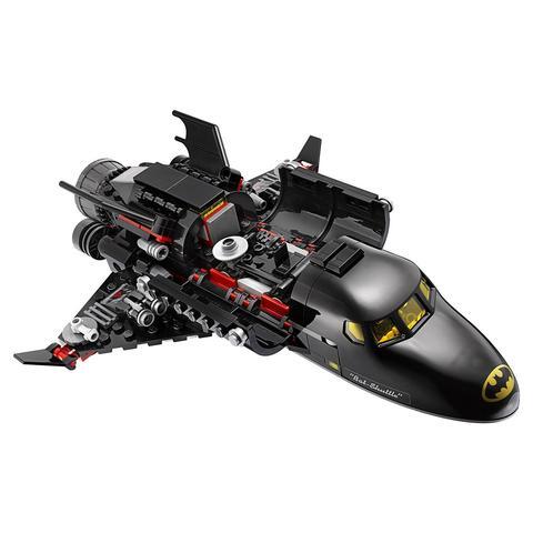 LEGO Batman Movie: Космический шаттл Бэтмена 70923 — The Bat-Space Shuttle — Лего Бэтмен Муви