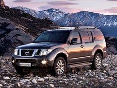 Чехлы на Nissan Pathfinder 2005–2014 г.в.