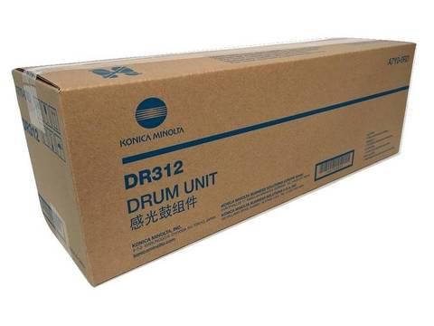 Драм-юнит DR-312K для Konica Minolta Bizhub 227/287/367, 110000 стр. (A7Y00RD)
