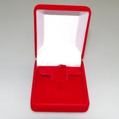 Классика (футляр кольца и серег,вертикальный)