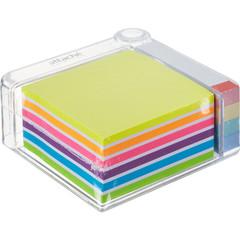 Блок-кубик Attache Selection с кл. кр. 76х76 + кл. заклад. бумажные76х14