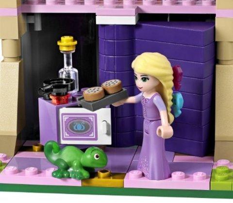 LEGO Disney Princess: Башня Рапунцель 41054 — Rapunzel's Tower — Лего Принцессы Диснея