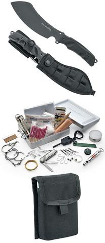 Мачете с набором выживания FOX Knives модель 509