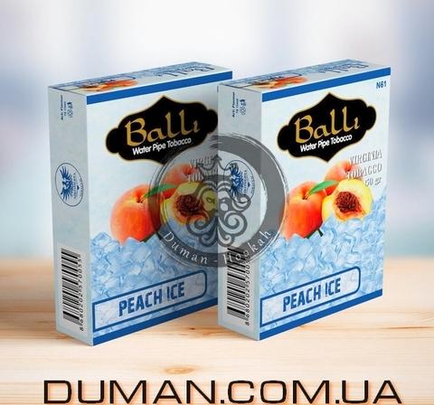 Табак Balli PEACH ICE (Балли Лед Персик)