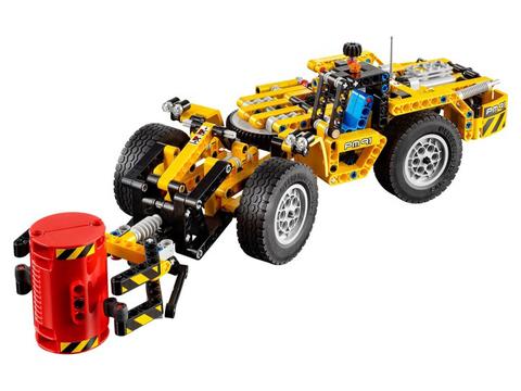 LEGO Technic: Карьерный погрузчик 42049 — Mine Loader — Лего Техник