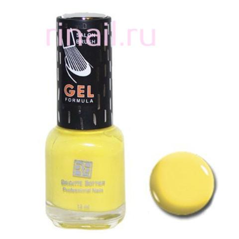 Лак для ногтей  Gel Formula Brigitte Bottier,12 мл.