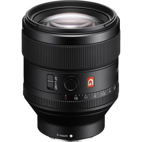 Объектив Sony FE 85 mm f/1.4 GM (SEL-85F14GM) для Sony E