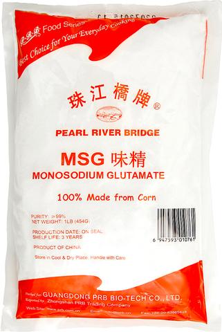 Pearl River Bridge Глутамат натрия, 454 г