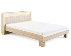 Кровать ОЛИВИЯ-1400 с подсветкой