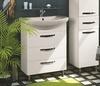 Мебель для ванной Акватон Ария 65Н, белая