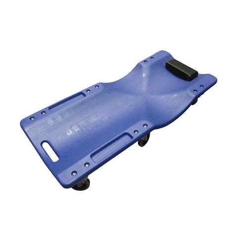 МАСТАК (197-00002) Лежак подкатной 6-ти колесный, пластиковый