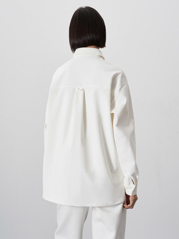 Рубашка Simona, Белый