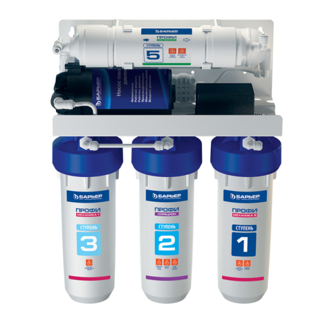 Фильтры для воды под мойку